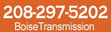 Boise Transmission Repair